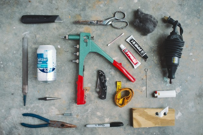 Wood Gasifier Ingredients Photo