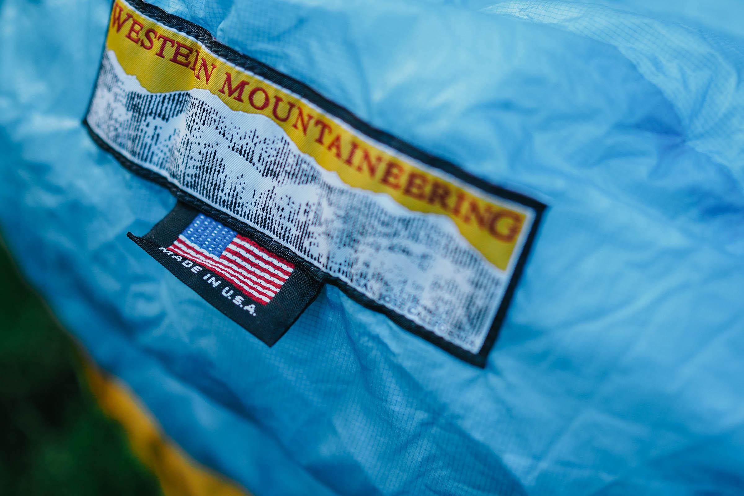 56e6d849610 Western Mountaineering NanoLite Quilt Review   Outsiding