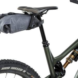Evoc bikepacking zadeltas grijs 3L 2
