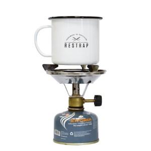 Restrap enamel mug (emaille mok)