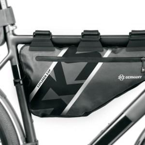 SKS Explorer EXP bikepacking frametas framebag