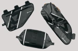 SKS Explorer bikepacking tassen