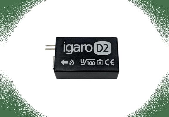 Igaro D2 naafdynamo USB oplader