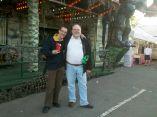 Auf dem Fohlenmarkt in Sinsheim