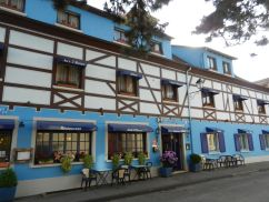 Unser Hotel Aux 2 Roses