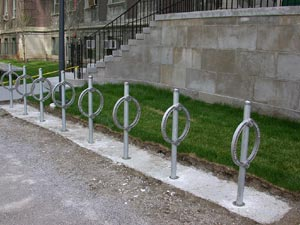 bike rack ca specializing in bicycle parking systems