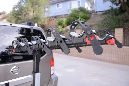Allen Premium 5-Bike Hitch Mount bike rack