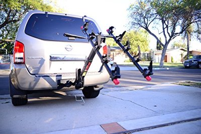 Allen Deluxe 5 Bike Hitch Mount Bike Rack 5