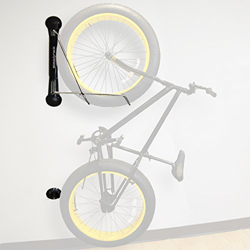 Boncas Adjustable Bike Rack Strap Bicycle Wheel Stabilizer Straps with Innovativ