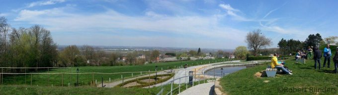 View from the Muur