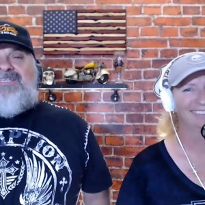 biker life radio podcast chuck and deb are back for their motorcycle podcast