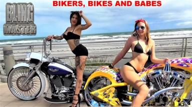 2021 Harley Davidson, Best Bikers, Bikes, & Babes, Daytona Bike Week Look Back, Custom Cycles WOW!