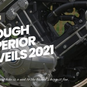 Brough Superior Unveils 2021 Lawrence