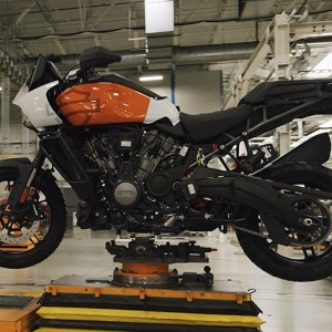Pan America Production | Harley-Davidson