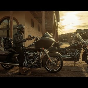 Soul Ride | Harley-Davidson x EagleRider