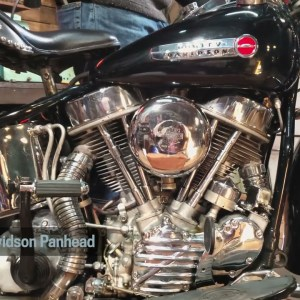 Motor Monday - The 2021 Raffle Bike | 1948 Harley-Davidson Panhead