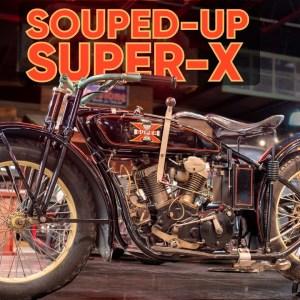 The 1925 Super-X Super Sport