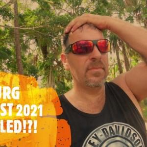 Leesburg Bikefest 2021 Postponed | Skunk Ape Bike Rally 2021 | Moto camping | Gl1800 Goldwing