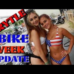 THE LATEST UPDATE ON 2021  MYRTLE BEACH BIKE RALLY  ALL VENDORS ARE OPEN / MORE GIRL BARTENDERS / 4K