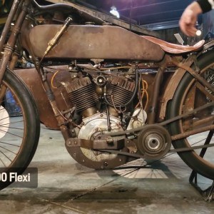 1919 Harley-Davidson Fast 500 Flexi