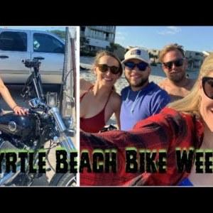 Meg Does Myrtle Beach Bike Week 2021!!
