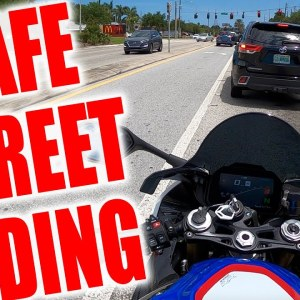Motorcycle Riding Tips | MUST WATCH