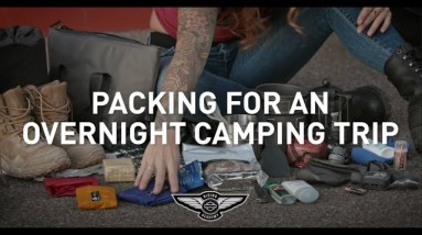 How-To: Packing for a Trip | Harley-Davidson Riding Academy