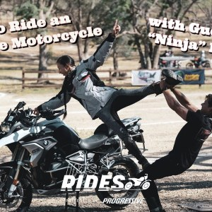 How To Ride an Adventure Motorcycle | IMS Rides