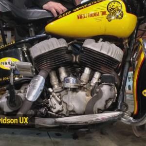 Motor Monday - 1936 Harley-Davidson UX
