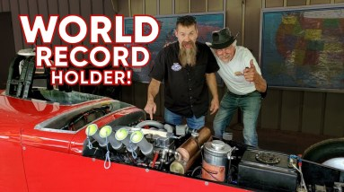 We Just Got World's Fastest Ford Model A!