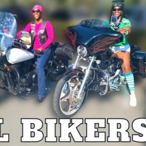 Black Biker Event at Harley-Davidson | 2021 Motorcycle Event