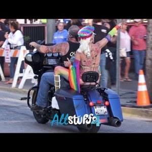 Custom Motorcycles & Wild Moments | Daytona Bike Week