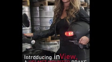 Learn about inView and how it keeps motorcyclists safer.