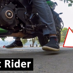 How to Ride a Bike If You're Short | Short Riders Motorcycle Tips | Short Riders Ke Liye Easy Tips