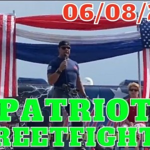 8.6.21 Patriot Streetfighter - Independence Day Speech - Sturgis, SD