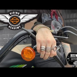 Boswell's Harley-Davidson® Riding Academy