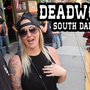 Sturgis 2021 The Rally at DEADWOOD