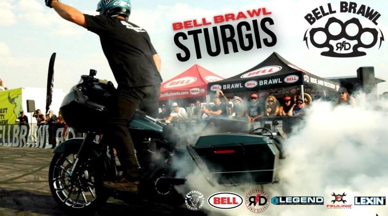 BELL BRAWL STURGIS 2021