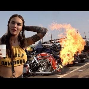 Bike Show, Bell Brawl & Hot Chicks:  Sturgis 2021 Buffalo Chip