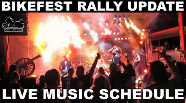 Final Lake Ozark BIKEFEST MOTORCYCLE Rally Update and Live Music Event Schedule