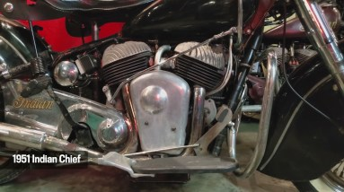 Motor Monday - 1951 Indian Chief