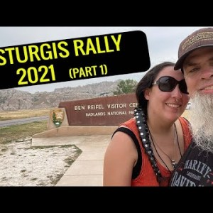 Sturgis motorcycle rally 2021 trip | 12 days and 2400 miles