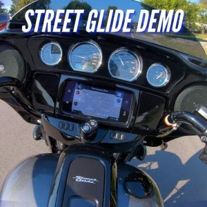 2021  Street Glide Special Demo ride at IMS outdoors