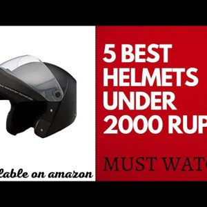 BEST HELMETS UNDER 2000 RUPEE | TOP 5 #HELMET UNDER 2K| SPORTS THETA