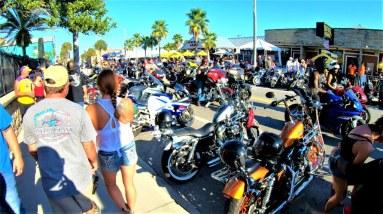 Daytona Biketoberfest 2021  - Bike Week - Main Street Daytona Beach