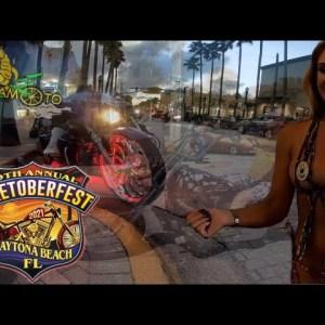 Daytona Biketoberfest 2021