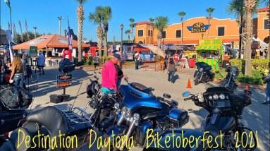 Destination Daytona During Biketoberfest 2021