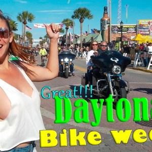✅ This is beautiful Daytona Beach Bike Week [2021]