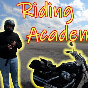 How to Ride a Motorcycle! // Lance's Riding Academy // 4k