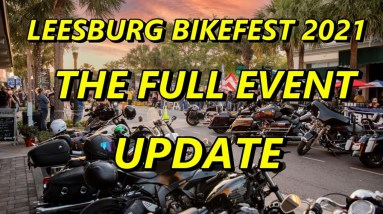Leesburg Bikefest Update November 2021